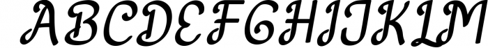 Harton 1 Font UPPERCASE