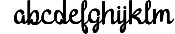 Harton Font LOWERCASE