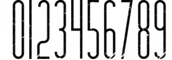 Hashtag Moderna - duo font Extra 3 Font OTHER CHARS