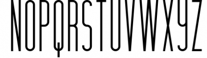 Hashtag Moderna - duo font Extra Font UPPERCASE