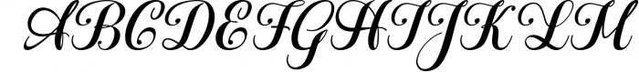 Hatachi Family 2 Font UPPERCASE