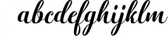 Hatachi Family 2 Font LOWERCASE