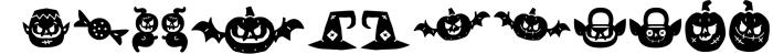 Hatter Halloween 1 Font UPPERCASE