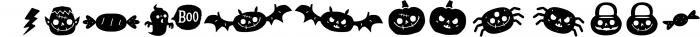 Hatter Halloween 3 Font LOWERCASE