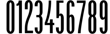 Havanna - Tall sans typeface with 3 weights 1 Font OTHER CHARS