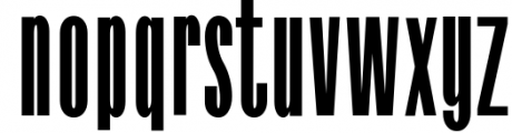 Havanna - Tall sans typeface with 3 weights Font LOWERCASE