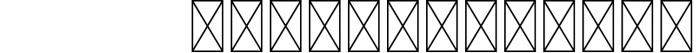 Hawaiian Font Duo 1 Font LOWERCASE