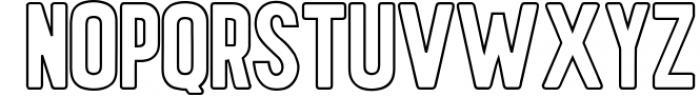 Hawaiian Font Duo 3 Font LOWERCASE