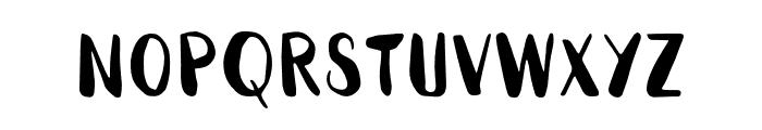 HAMMOCK-Black Font LOWERCASE