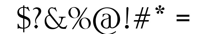 HaNgUl LoVe2 Font OTHER CHARS