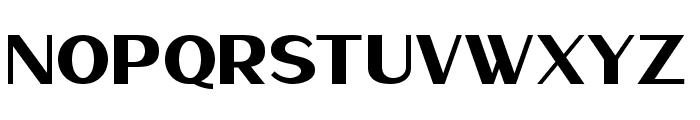 Haarlem Sans [Demo] Font LOWERCASE