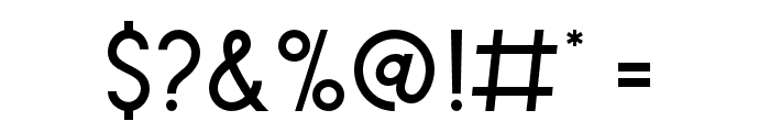 HaarlemDecoDEMO Font OTHER CHARS