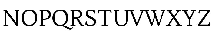 Habibi-Regular Font UPPERCASE