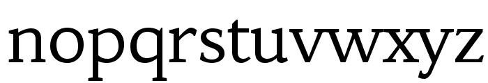 Habibi-Regular Font LOWERCASE