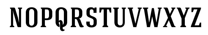 HaginCapsMedium Font LOWERCASE