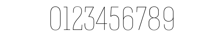 HaginCapsThin Font OTHER CHARS