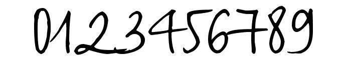 Haiku's Script ver 09 Bold Font OTHER CHARS