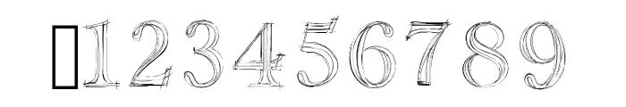 Haityfont Font OTHER CHARS