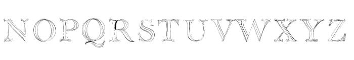 Haityfont Font LOWERCASE
