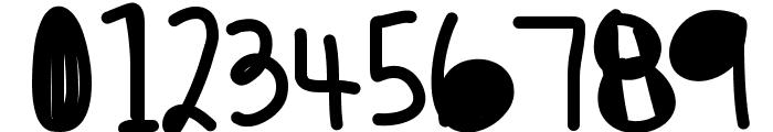 HakunaMatata Font OTHER CHARS