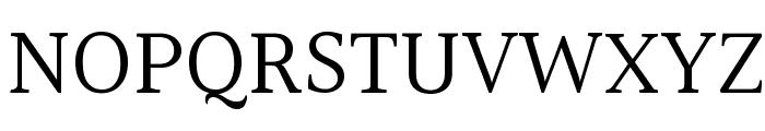 Halant Font UPPERCASE
