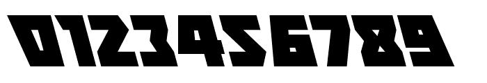 Halfshell Hero Leftalic Font OTHER CHARS