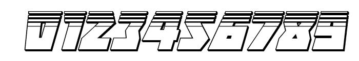 Halfshell Hero Platinum Italic Font OTHER CHARS