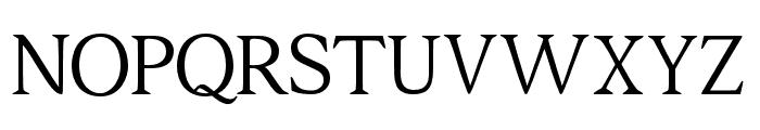 Halion Font UPPERCASE