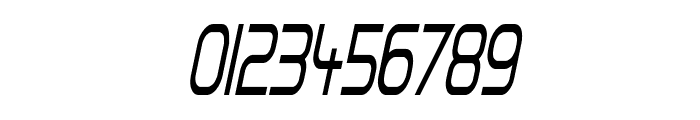 Hall Fetica Narrow Italic Font OTHER CHARS