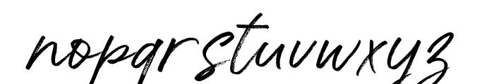 Hall Of Fun DEMO Regular Font LOWERCASE