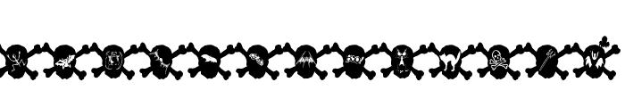 HalloWien Font LOWERCASE