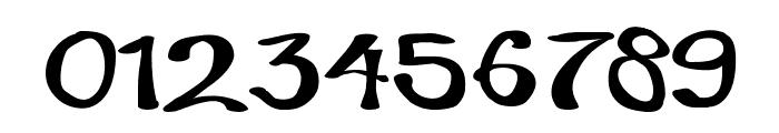 Hambone Font OTHER CHARS