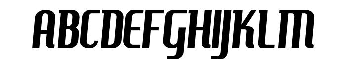 HamburgerHeaven Font UPPERCASE