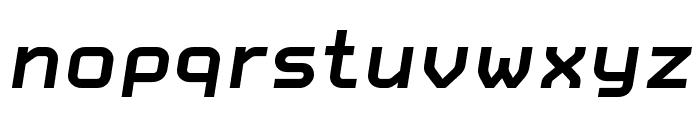 HammerBro101 Movie Bold Italic Regular Font LOWERCASE