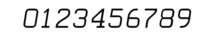 HammerBro101 Movie Thin Italic Regular Font OTHER CHARS