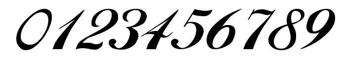 Hancock Regular Font OTHER CHARS