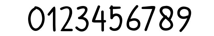 Handgley Font OTHER CHARS