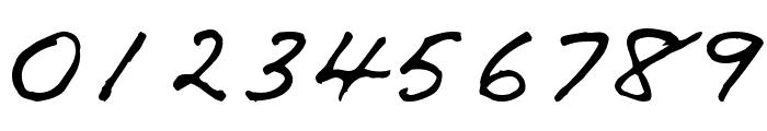 Handi Font OTHER CHARS