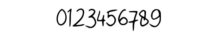 Handwritingfont Font OTHER CHARS