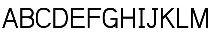 Hanuman Font UPPERCASE