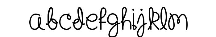 Happy Birthday, Baby [Bold]Regular Font UPPERCASE