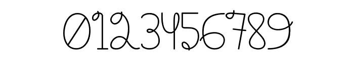Happy Birthday, Baby [Medium] Font OTHER CHARS