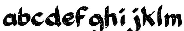 Happy Customer Font LOWERCASE