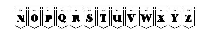 Happy Day School Opposed Regular Font UPPERCASE