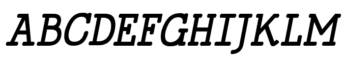 Happy Phantom Bold Italic Font UPPERCASE