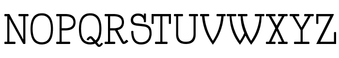Happy Phantom Font UPPERCASE