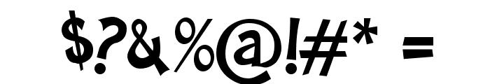 Happy Sans Font OTHER CHARS