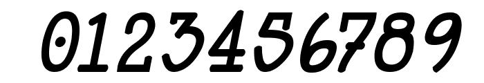 HappyPhantom Bold Italic Font OTHER CHARS