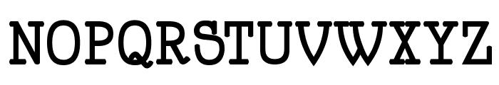 HappyPhantom Bold Font UPPERCASE