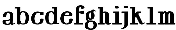 HappyPhantom Demi Font LOWERCASE